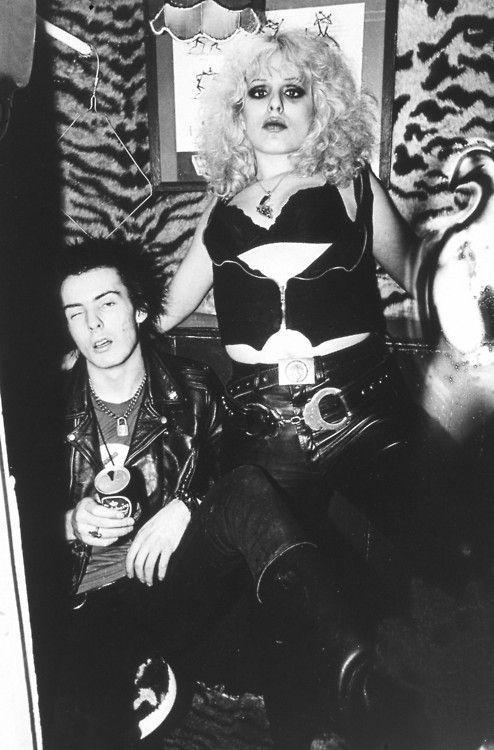 La esquizofrénica enamorada de Sid Vicious que se obsesionó por morir joven y dejar un cuerpo bonito 3