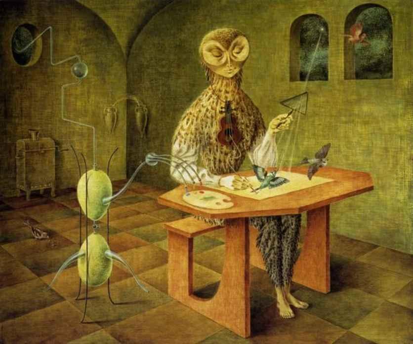15 frases de Remedios Varo para entender la magia y el surrealismo de una mujer 15