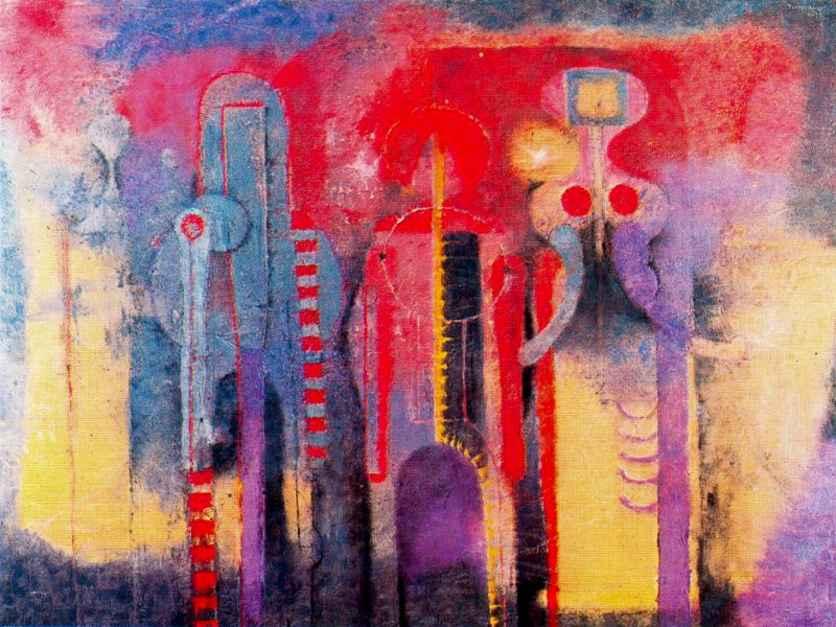 Las mejores 9 obras de Rufino Tamayo 1