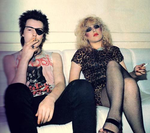 La esquizofrénica enamorada de Sid Vicious que se obsesionó por morir joven y dejar un cuerpo bonito 0