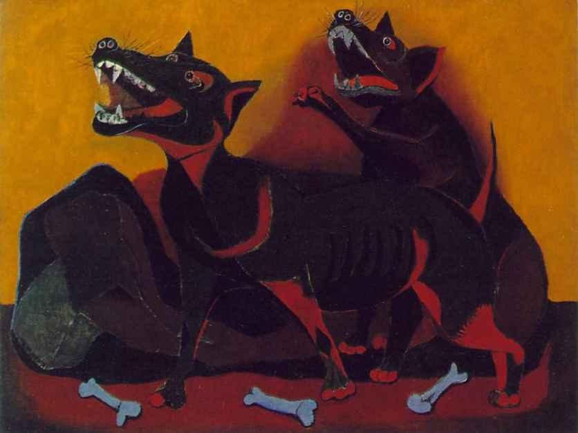 Las mejores 9 obras de Rufino Tamayo 8