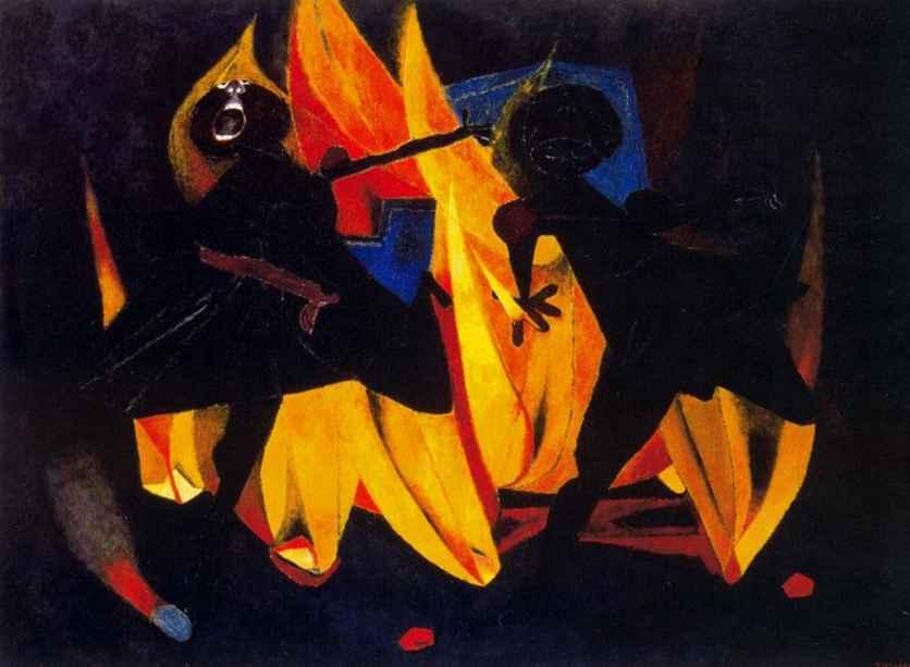Las mejores 9 obras de Rufino Tamayo 5