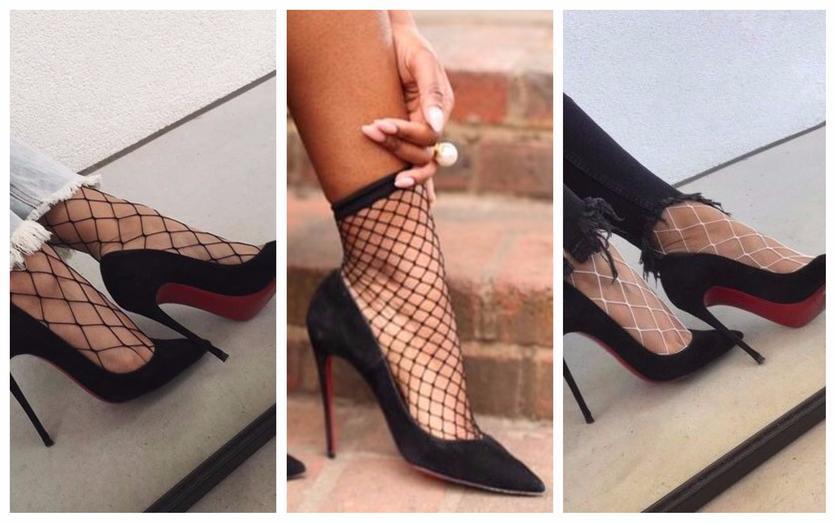 Formas de lucir tacones con calcetas y verte sofisticada 3