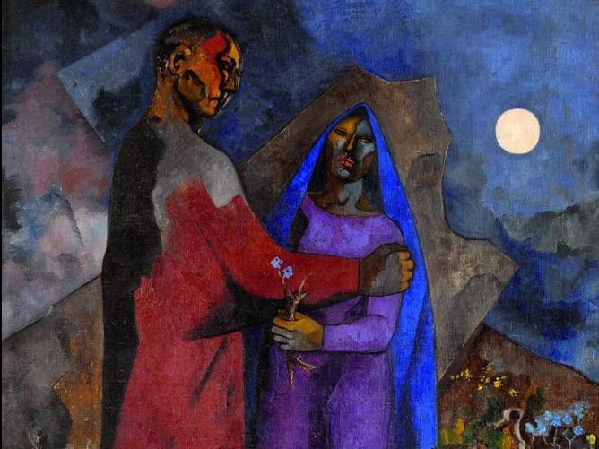 Las pinturas místicas de una artista mexicana olvidada por la historia 4