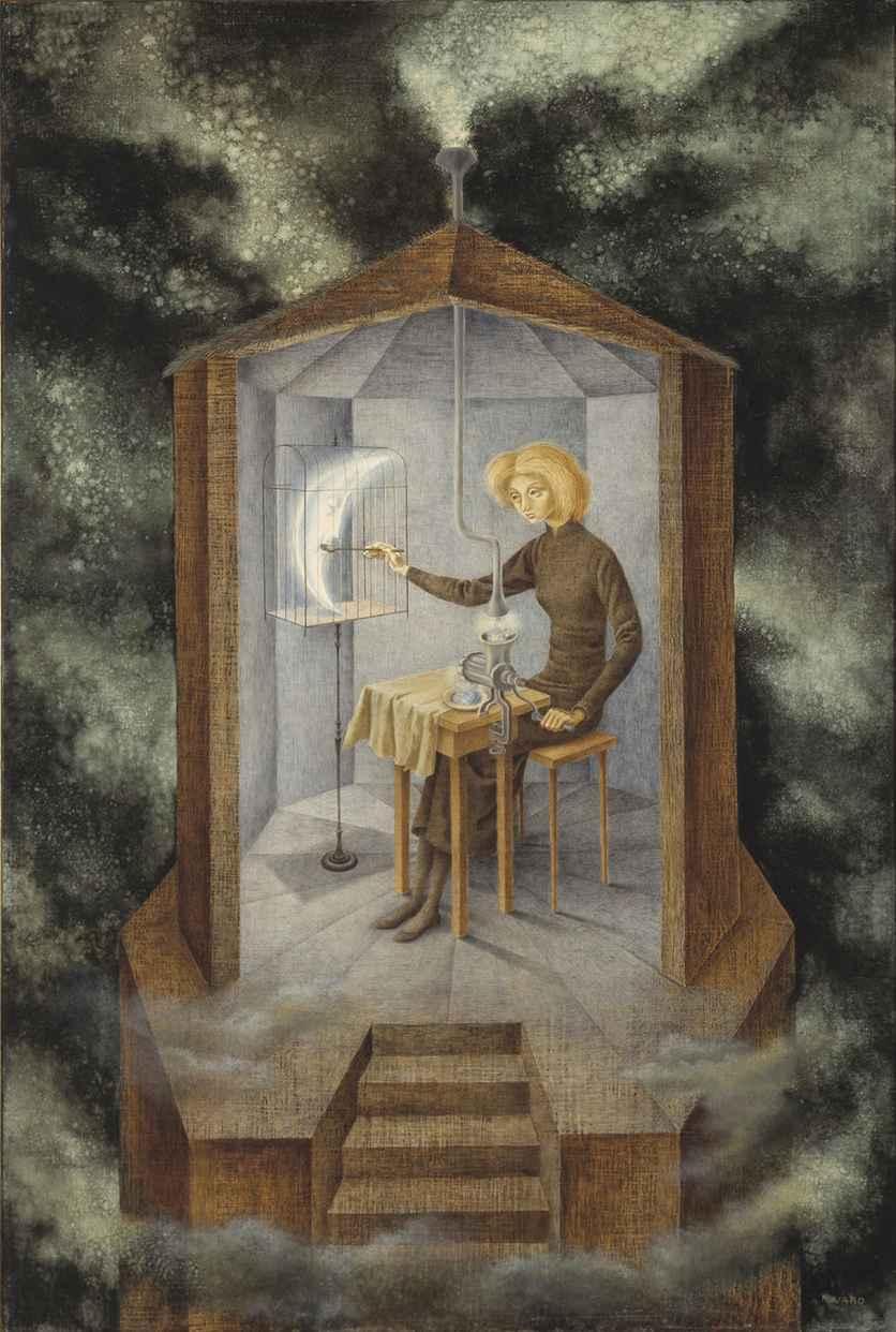 15 frases de Remedios Varo para entender la magia y el surrealismo de una mujer 11