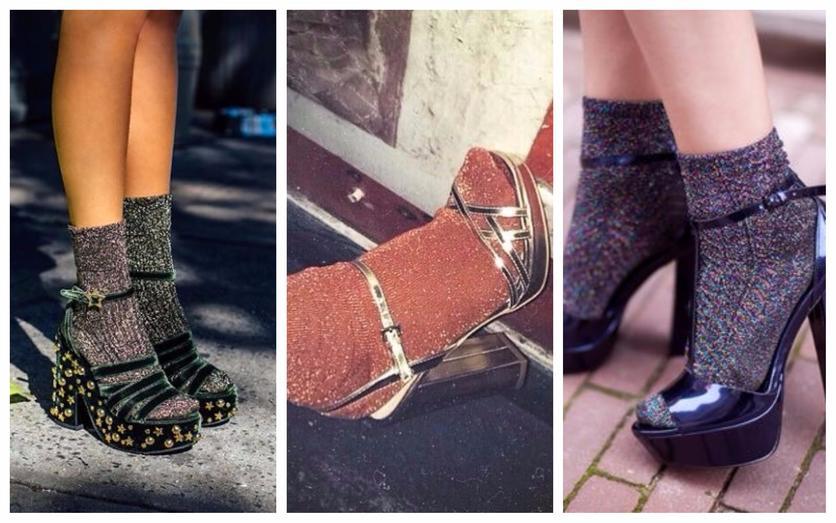 Formas de lucir tacones con calcetas y verte sofisticada 1