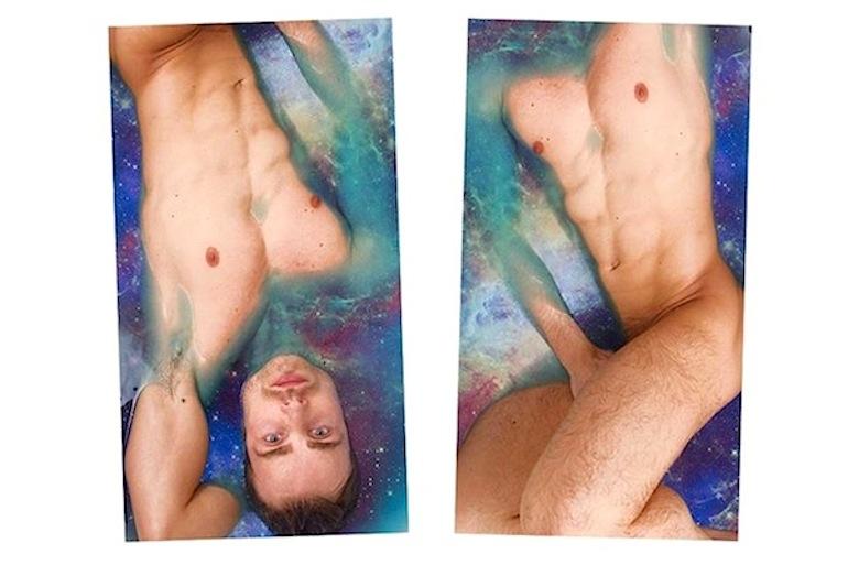 Pornceptual: estudio visual de la pornografía inusual, Chris Phillips