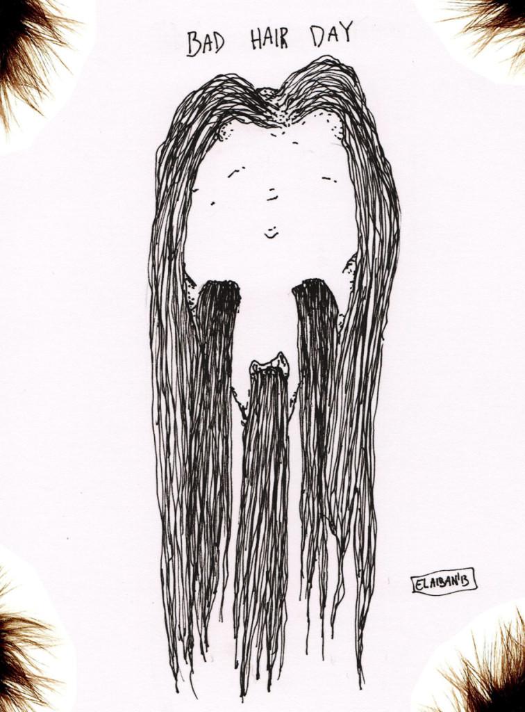 El Aiban - Bad Hair Day