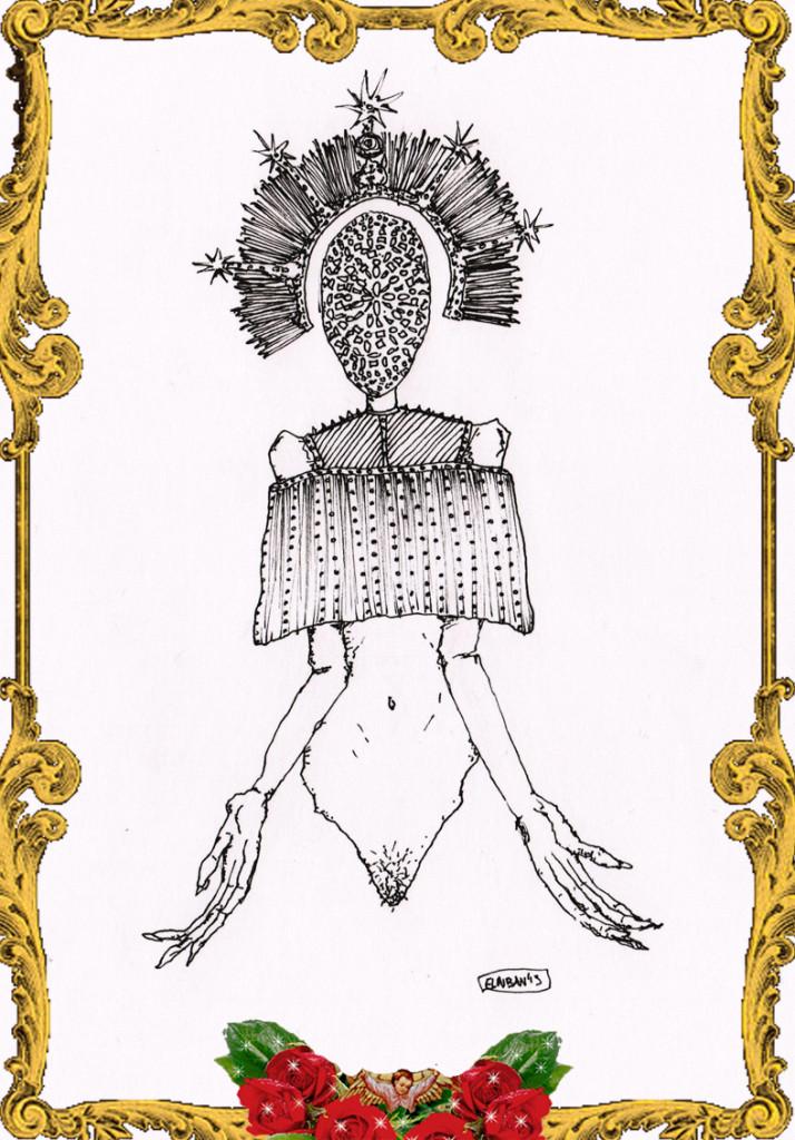 El Aiban - Los unicos dioses que conozco usan Alta Costura