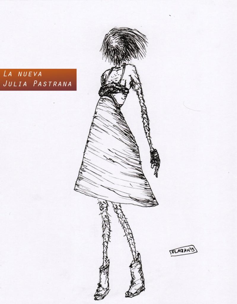 El aiban - Julia Pastrana