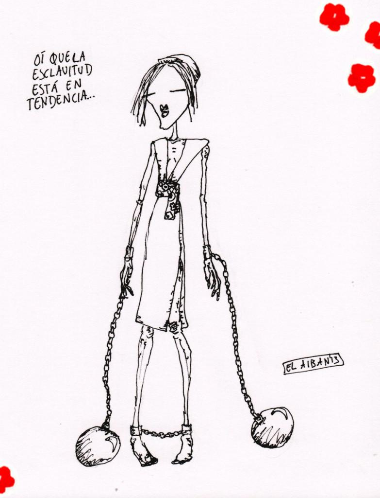 El aiban - La esclavitud esta en tendencia