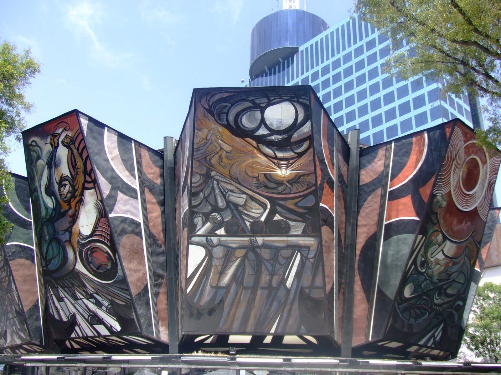 Murales Artisticos Mexicanos