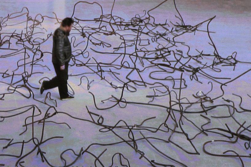 ai-weiwei-straight-lisson-gallery-venice-art-biennale-designboom-08