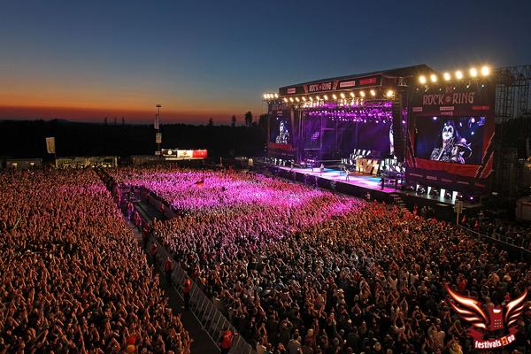 Day1 - Rock Am Ring Festival 2010