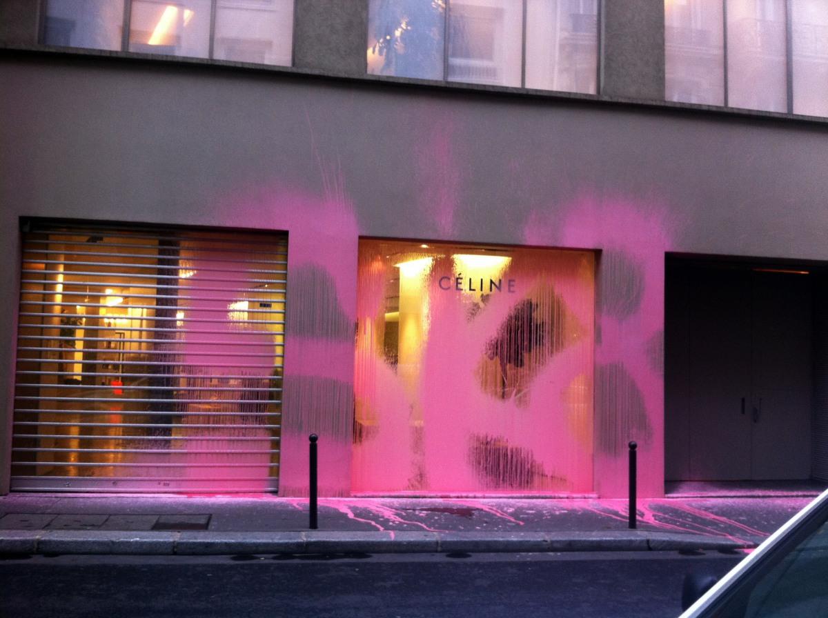 Kidult, guerra de graffiti