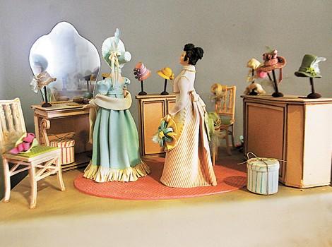 Esculturas de azúcar