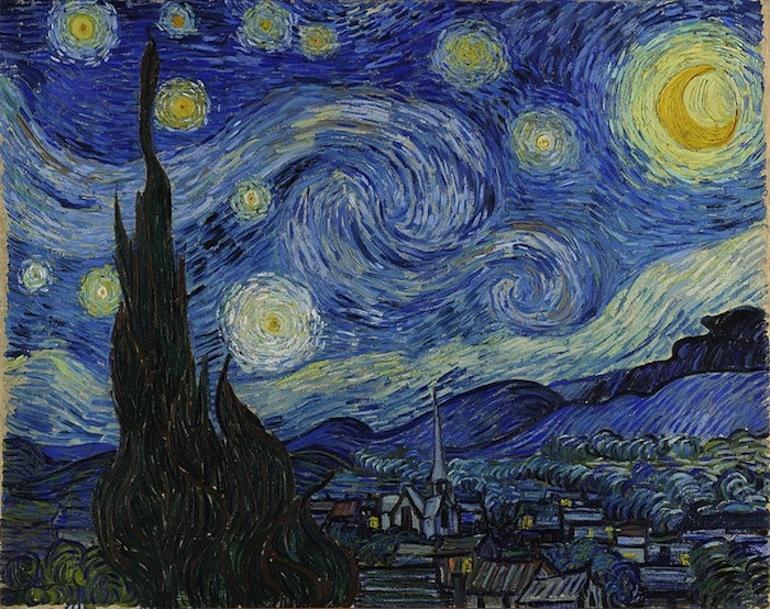 Las 10 pinturas m s famosas del mundo arte arte - Mejor pintura plastica ...