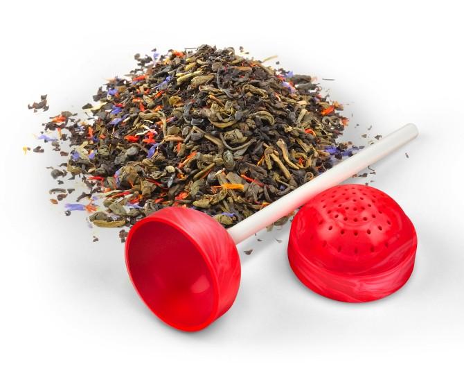 paleta para hacer té
