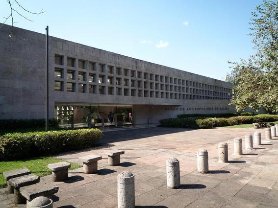 Museo antropología Xalapa