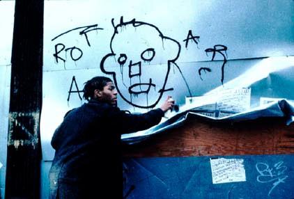 Basquiat cultura graffiti