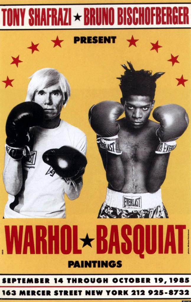 Basquiat warhol cultura