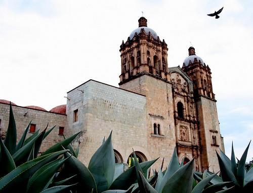 museo Santo Domingo Oaxaca