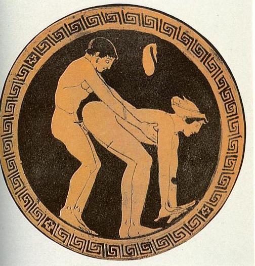 ceramica griega pornografia