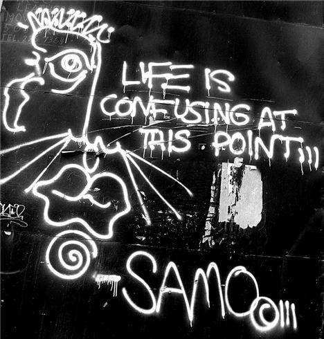 Samo Basquiat cultura
