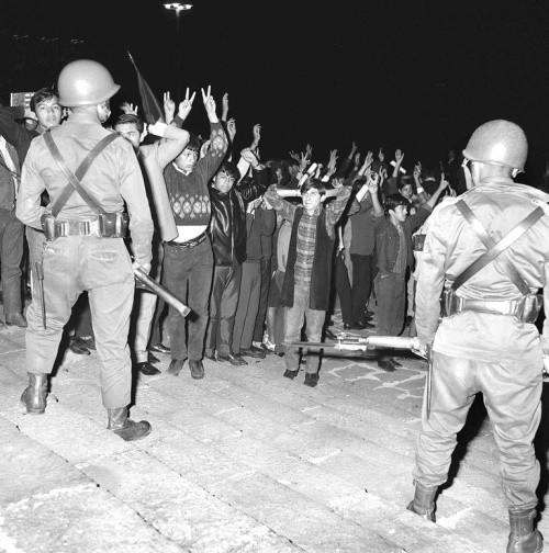 2 de octubre movimiento de 1968 en mexico 5