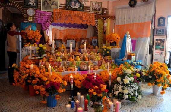 Ofrenda de Tlacoapa, Guerrero