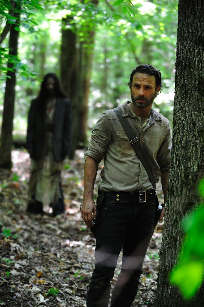 Ya viene el estreno de la cuarta temporada de The Walking Dead ...