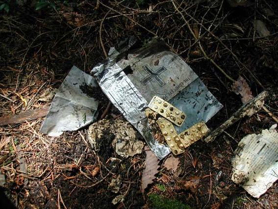 bosque suicidos