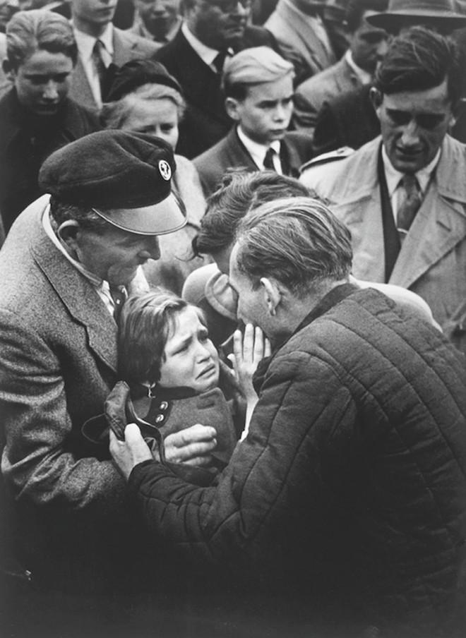 liberación nazi