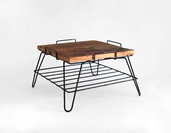 Top 7 mesas de centro dise o - Mesas madera reciclada ...