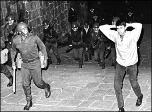 2 de octubre movimiento de 1968 en mexico