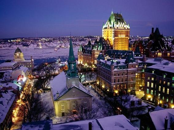 quebec Ciudades más hermosas