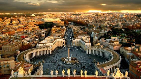 roma Ciudades más hermosas
