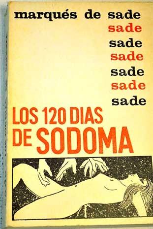 120 dias de sodoma libro