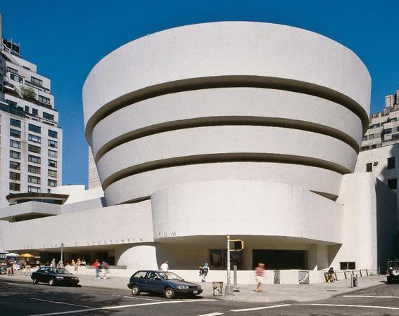 Solomon R. Guggenheim Museum de Nueva York