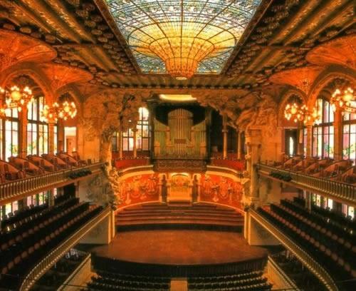 El art nouveau y la ruptura de siglo historia Art nouveau arquitectura