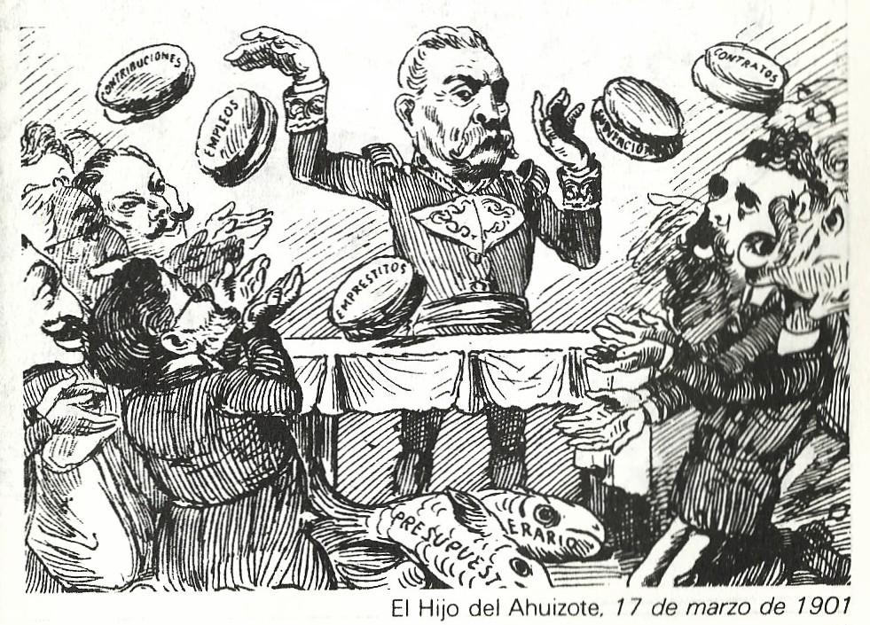 caricaturas en periódicos