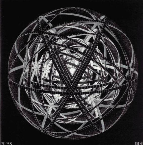 cultura Escher concentric