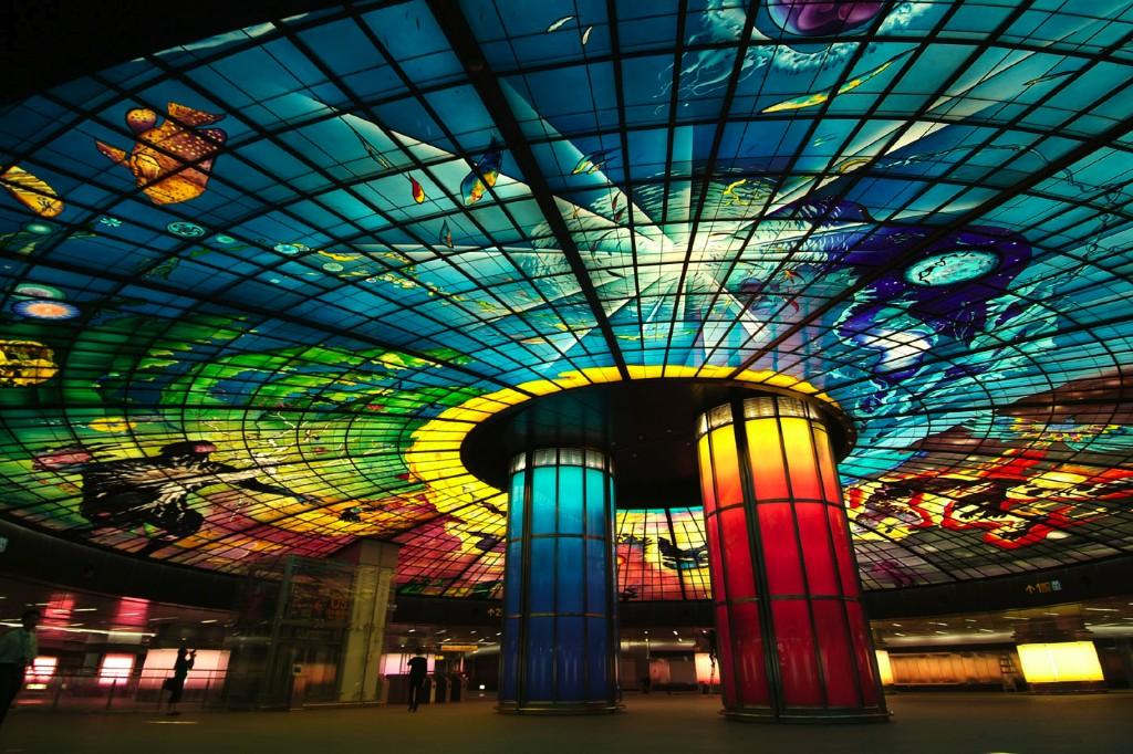 Formosa-Boulevard-Station-Kaohsiung-Taiwan-Nexus-Travel-Solutions-Luxury-Bespoke-Holidays-India