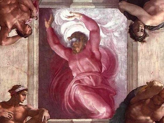 obras de Miguel Ángel Miguel angel Sixtina