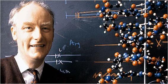 genios y drogas cultura Crick
