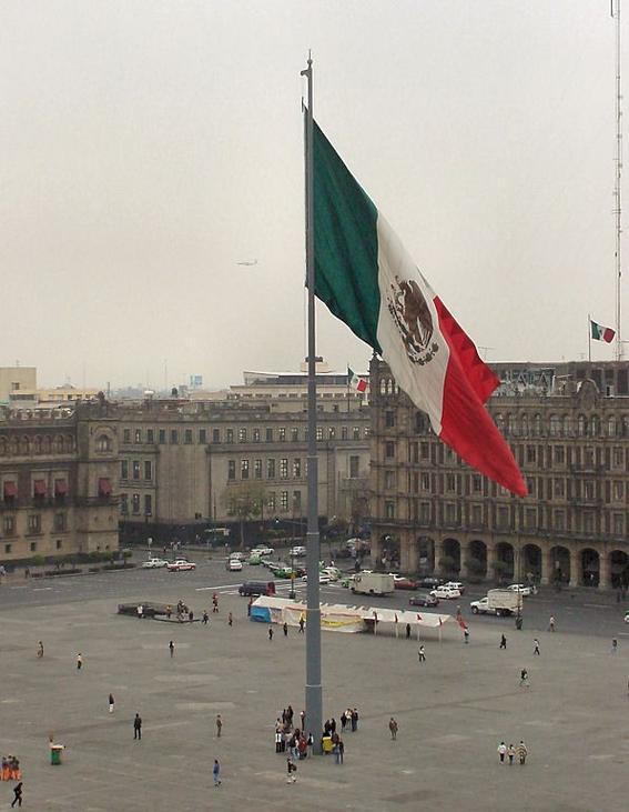 bandera de mexico 5