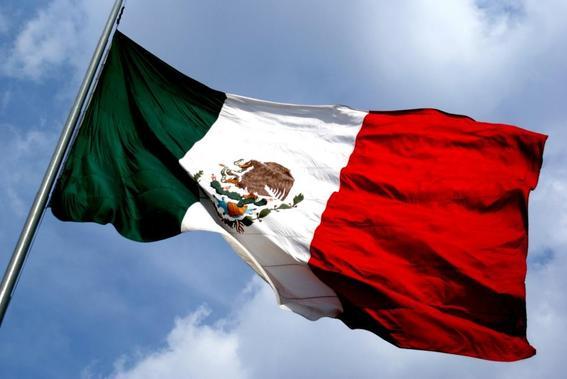 bandera de mexico 1