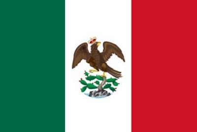 Bandera del Primer Imperio