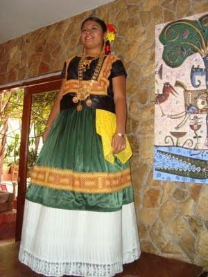 trajes tipicos de oaxaca 7