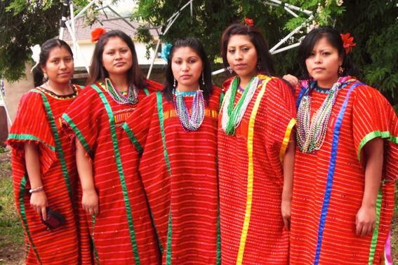 trajes tipicos de oaxaca 8